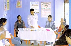Training in HIV/AIDS prevention