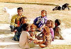 Children in Bihar