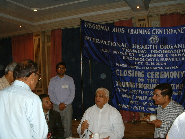 Closing Ceremony and Certificate distribution